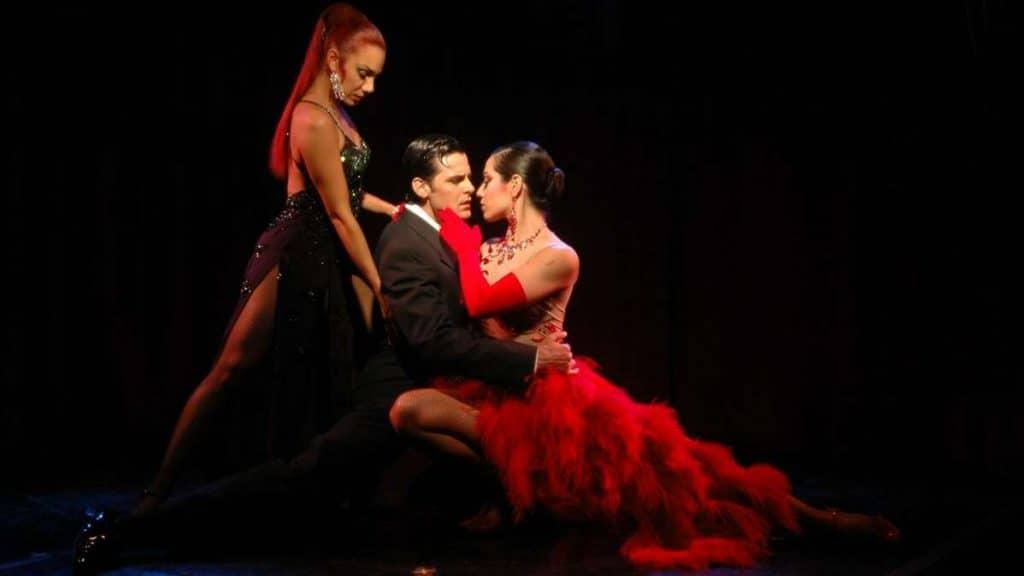 Buenos Aires: Tangoshow