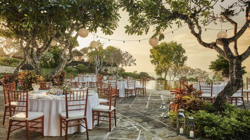 Four Seasons Resort Bali At Jimbaran Bay.