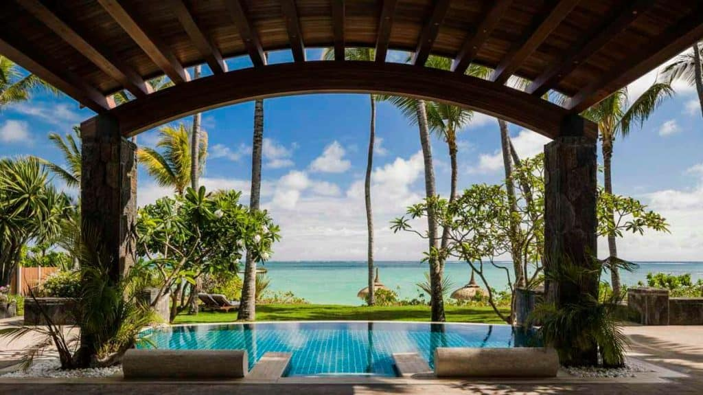 Mauritius One&Only Le Saint Geran.