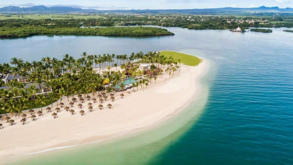 Mauritius One&Only Le Saint Geran.