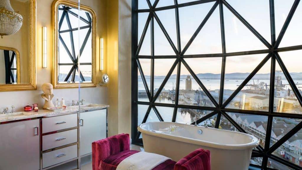 The Silo Hotel i Kapstaden.