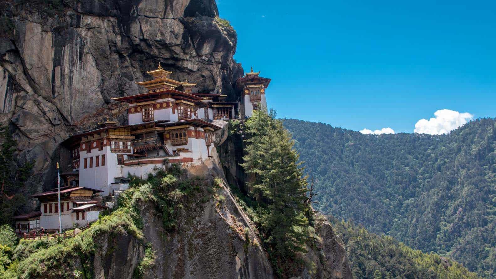 Wonders of Bhutan.