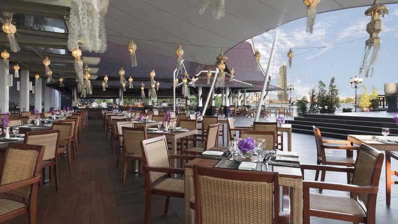 Anantara Riverside Bangkok Resort.