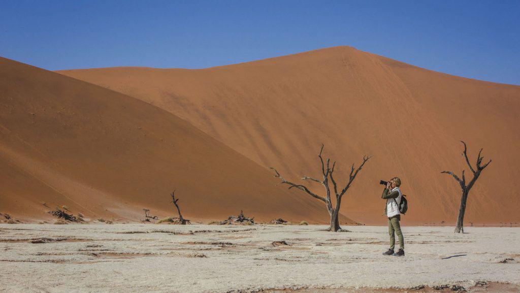 Fascinerande Namibia.