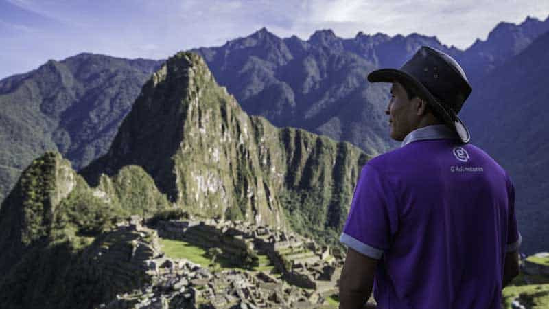 Iconic Peru.