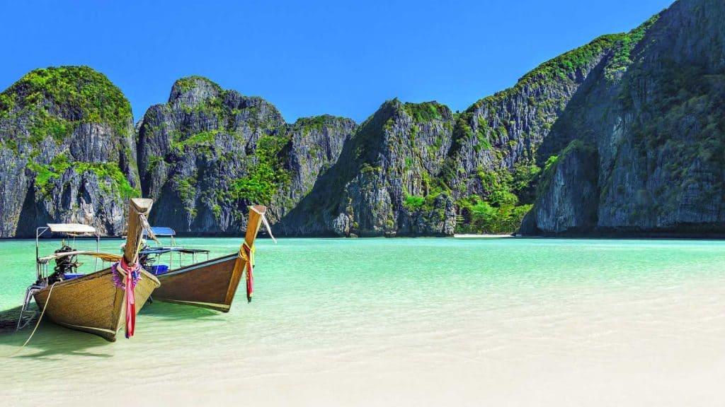 Maya Bay, Thailand.