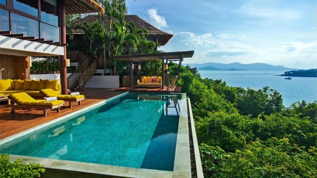 Six Senses Samui.
